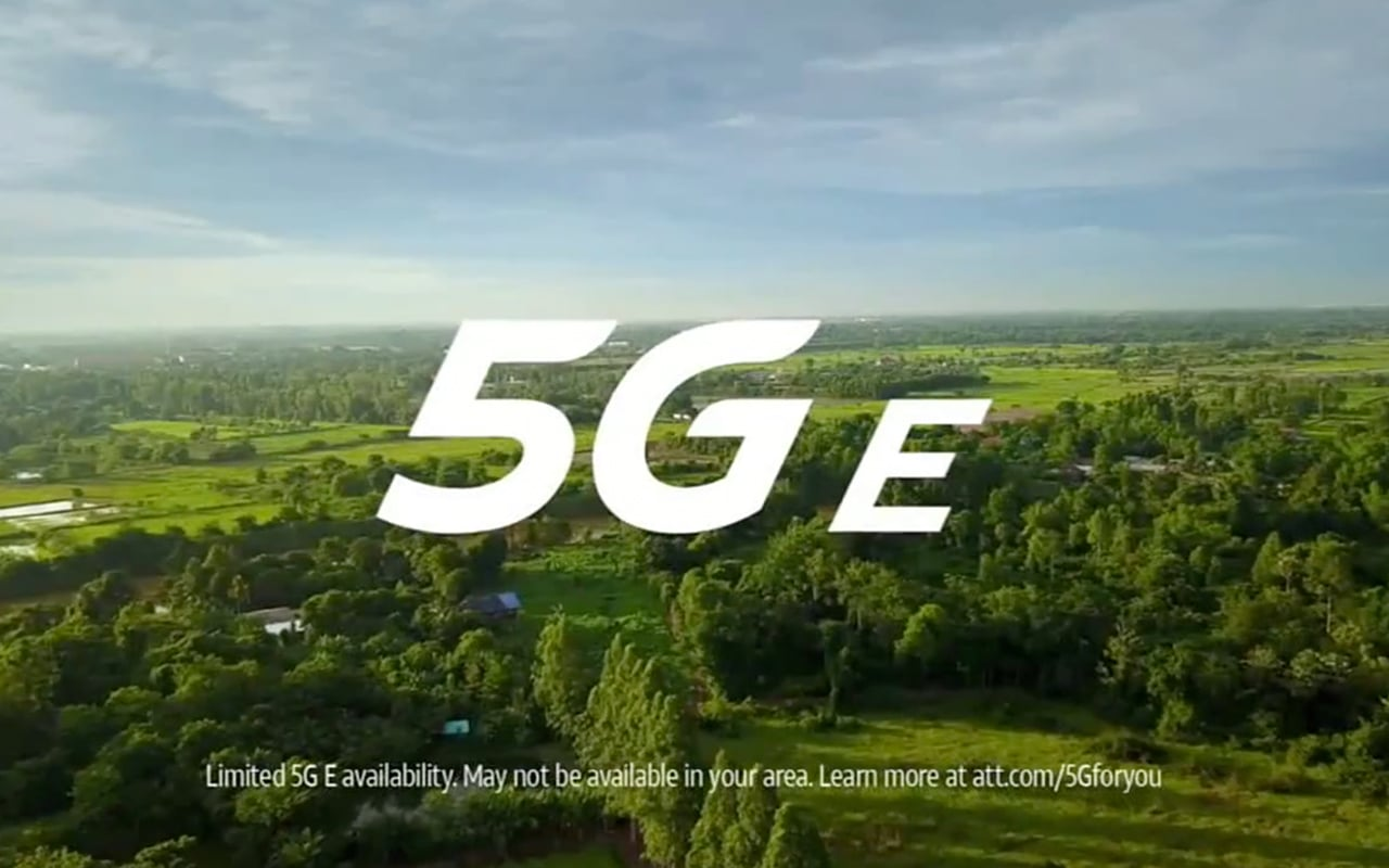 AT&T 5GE Network